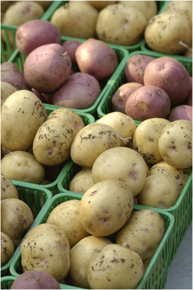 3. Potatoes